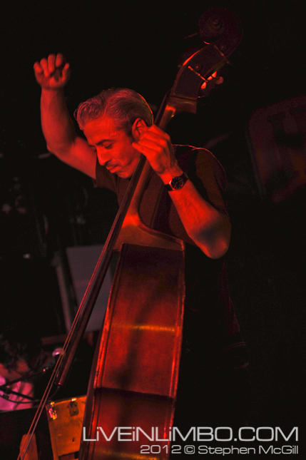 JD McPherson at Horseshoe Tavern – 10/09/12