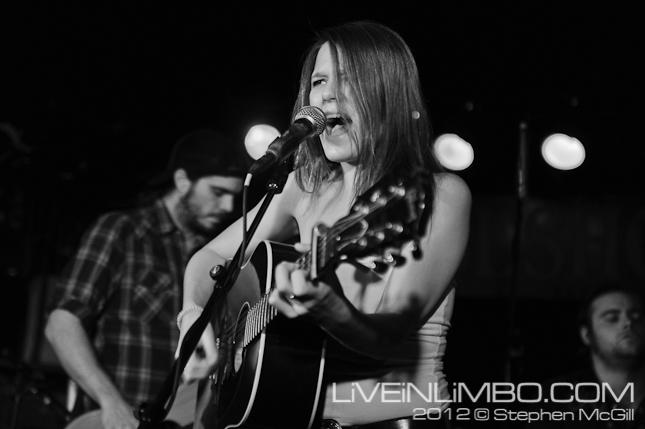 Kayla Howran at Horseshoe Tavern – 10/09/12