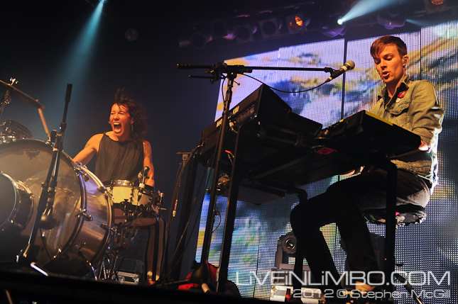 Matt and Kim at The Phoenix – 10/05/12