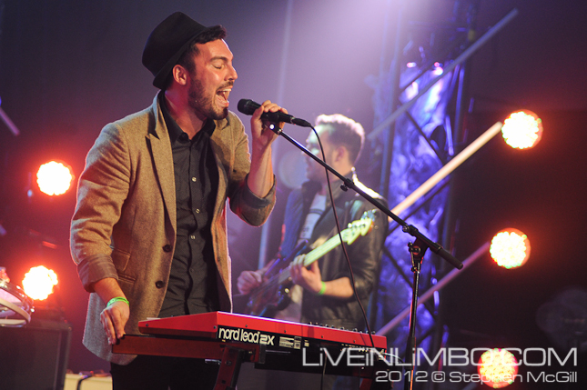 Young Empires at The Indie Awards