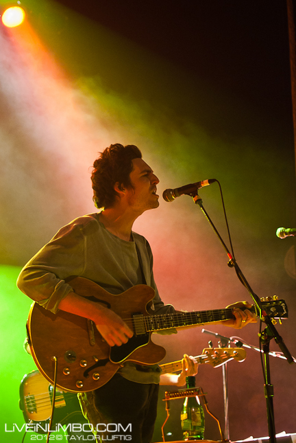 Augustana at Opera House – 04/26/12