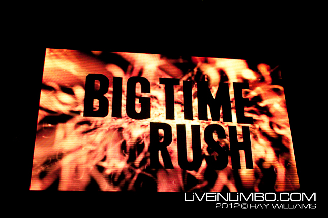 big time rush toronto acc
