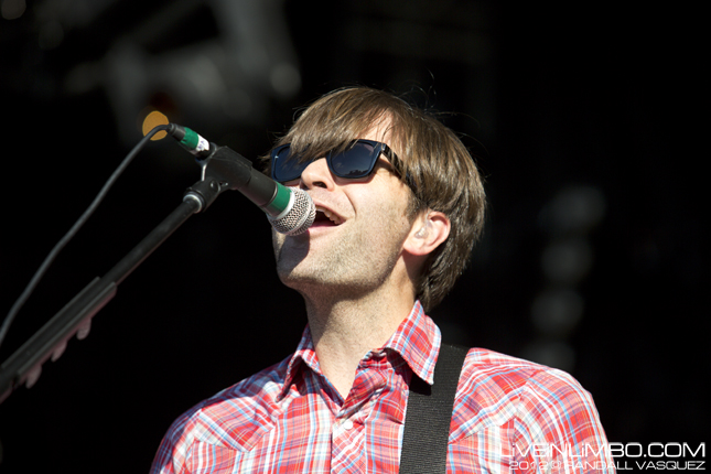 Death Cab For Cutie at Burl's Creek
