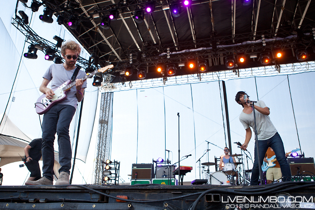 Young The Giant @ Edgefest 2012
