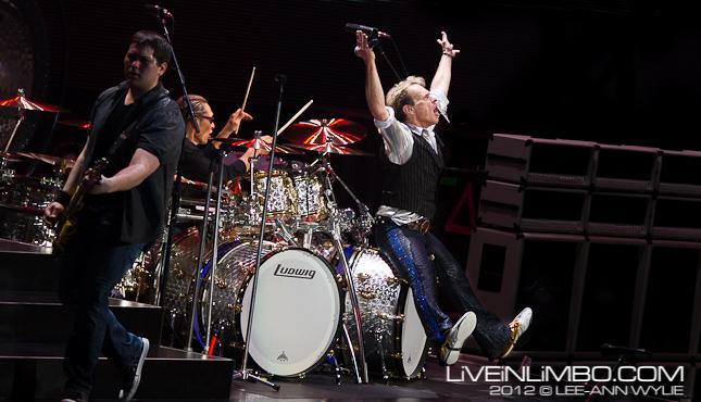 Van Halen @ ACC