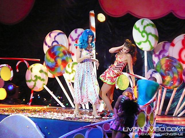 katy perry toronto concert photos