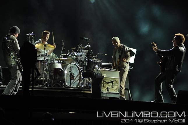 u2 moncton concert photos
