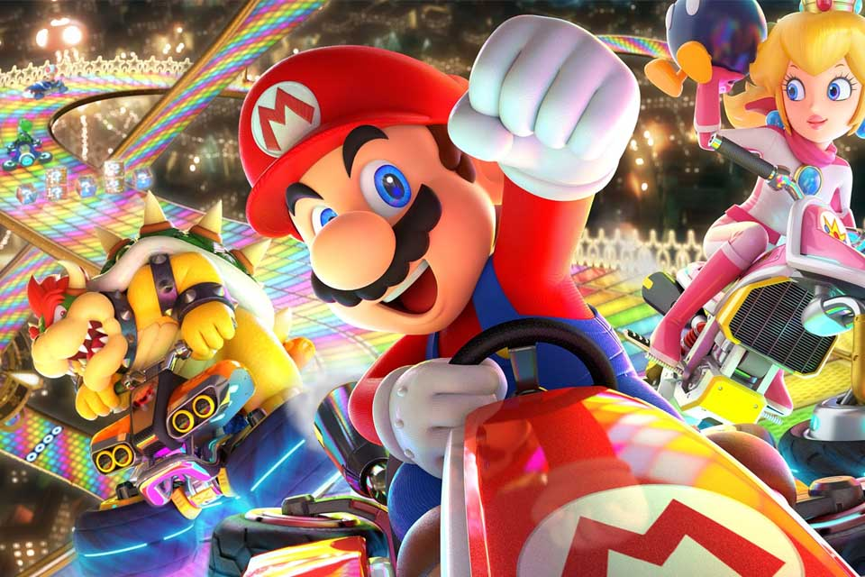 Review Mario Kart 8 Deluxe Gaming