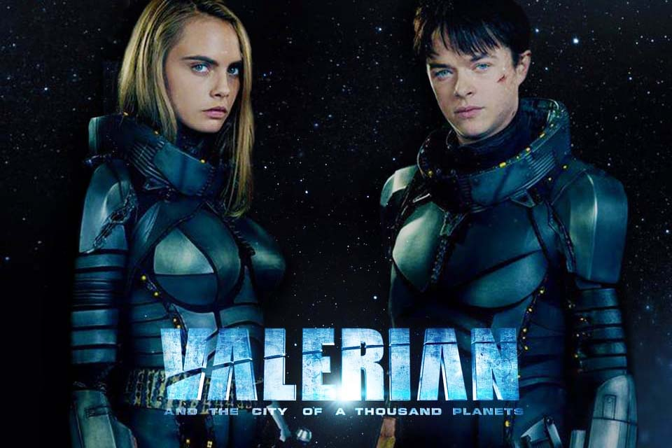 Valerian And The City Of A Thousand Planets 2017 Film