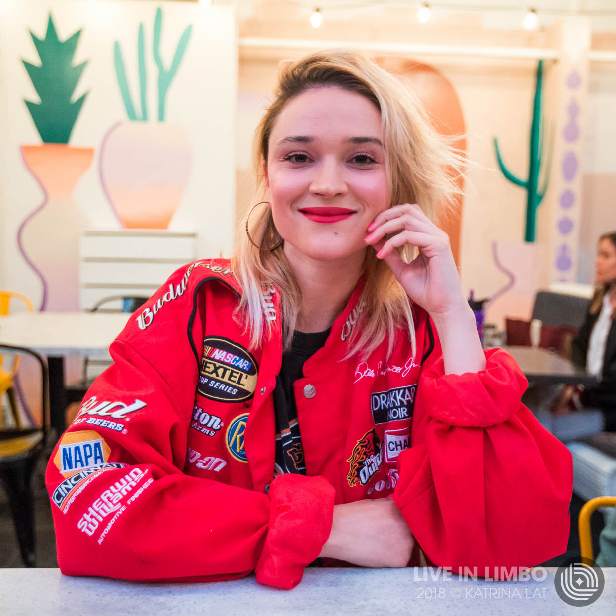Lolo S Cakes Sweets: Interview: Lolo Zouai And Her Sweet Jacket