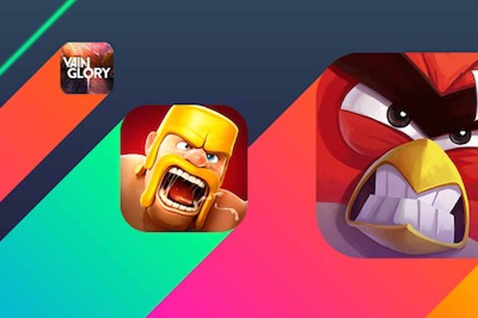 6caed326a7d9 The fact that Apple's brand new Twitter account, launched exclusively to  promote App Store games, ...